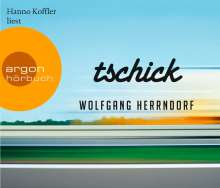 Wolfgang Herrndorf (1965-2013): Tschick (Hörbestseller), 4 CDs
