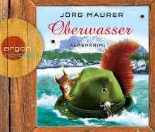 Jörg Maurer: Oberwasser (Hörbestseller), CD