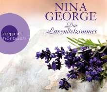 Nina George: Das Lavendelzimmer, 5 CDs