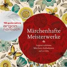Ludwig Bechstein: Märchenhafte Meisterwerke, 10 CDs