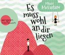 Mhairi McFarlane: Es muss wohl an dir liegen (Hörbestseller), 6 CDs
