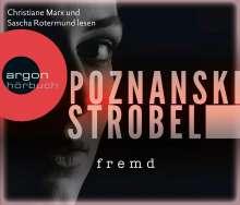 Ursula Poznanski: Fremd, 6 CDs
