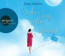 Dani Atkins: Sieben Tage voller Wunder, 4 CDs