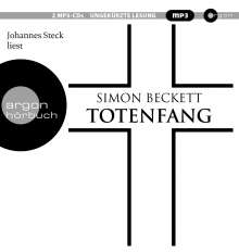 Simon Beckett: Totenfang, 2 CDs