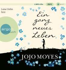 Jojo Moyes: Ein ganz neues Leben, 2 CDs