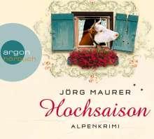 Jörg Maurer: Hochsaison, 4 CDs