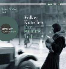 Volker Kutscher: Der stumme Tod, MP3-CD