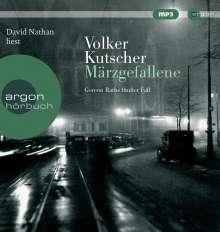 Volker Kutscher: Märzgefallene, MP3-CD