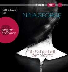Nina George: Die Schönheit der Nacht, MP3-CD
