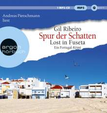 Gil Ribeiro: Lost in Fuseta, MP3-CD