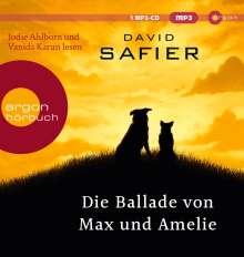 David Safier: Die Ballade von Max und Amelie, MP3-CD