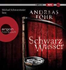 Andreas Föhr: Schwarzwasser, MP3-CD