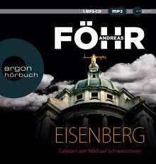 Andreas Föhr: Eisenberg, MP3-CD
