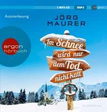 Im Schnee Wird Nur Dem Tod Nicht Kalt (SA), MP3-CD