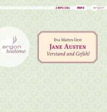 Jane Austen: Verstand und Gefühl, 2 Diverse