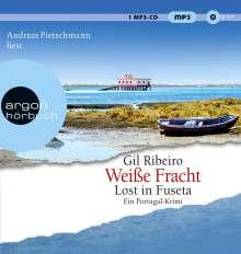 Gil Ribeiro: Weiße Fracht, MP3-CD