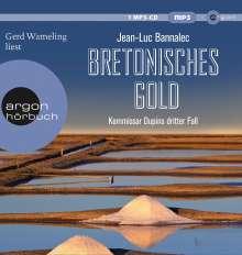 Bretoinsiches Gold.Kommissar Dupins 3.Fall (SA), MP3-CD