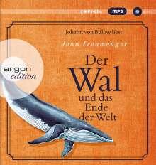 John Ironmonger: Der Wal und das Ende der Welt, 2 MP3-CDs