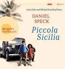 Daniel Speck (geb. 1969): Piccola Sicilia, 2 Diverse