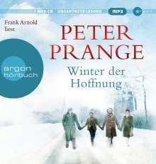 Peter Prange: Winter der Hoffnung, MP3-CD