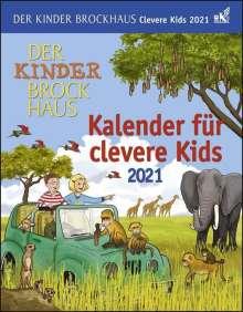 Thomas Huhnold: Der Kinder Brockhaus Kalender für clevere Kids - Kalender 2020, Diverse