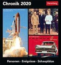 Bernhard Pollmann: Chronik - Kalender 2020, Diverse