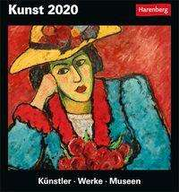 Gero Seelig: Kunst - Kalender 2020, Diverse