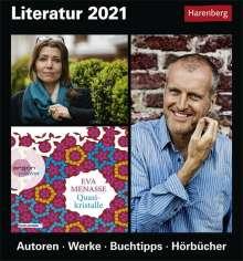 Ulrike Anders: Literatur - Kalender 2020, Diverse
