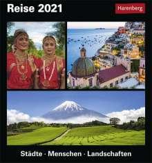 Bernhard Pollmann: Reise. Kalender 2020, Diverse