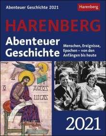 Markus Hattstein: Abenteuer Geschichte 2020, Diverse