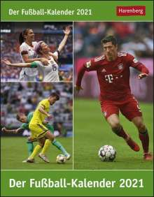 Thomas Huhnold: Der Fussball-Kalender 2020, Diverse
