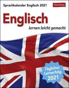 Jennifer Gallagher: Sprachkalender Englisch 2020, Diverse