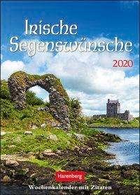 Irische Segenswünsche 2020, Diverse