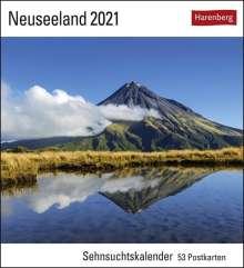 Sarah Sisson: Neuseeland - Kalender 2020, Diverse