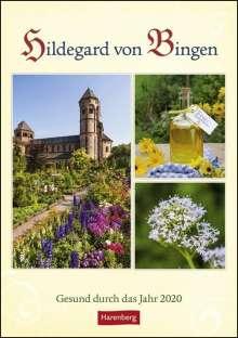 Sabine Durdel-Hoffmann: Hildegard von Bingen 2020 Wochenplaner, Diverse