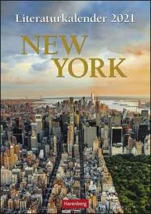 Ulrike Anders: New York - Literaturkalender 2020, Diverse