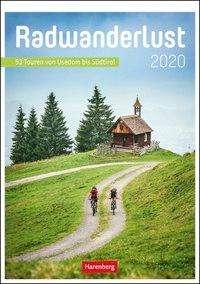 Radwanderlust Kalender 2020, Diverse
