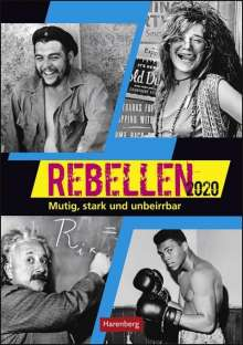 Ulrike Anders: Rebellen Kalender 2020, Diverse