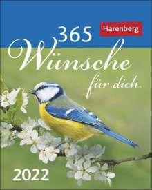 Ulrike Beckmann: 365 Wünsche für dich  - Kalender 2022, Kalender