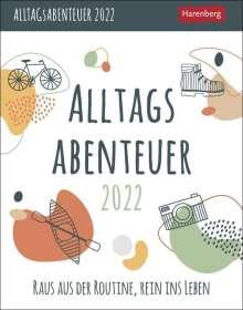 Verena Altmann: Alltagsabenteuer Kalender 2022, Kalender