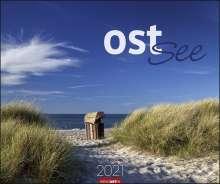 Cornelia Dörr: Ostsee - Kalender 2020, Diverse