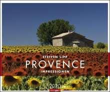 Steffen Lipp: Provence Impressionen - Kalender 2020, Diverse