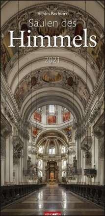 Achim Bednorz: Säulen des Himmels 2020, Diverse
