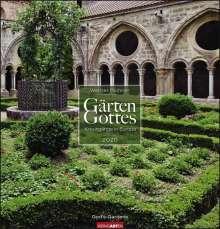 Achim Bednorz: Gärten Gottes - Kalender 2020, Diverse