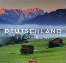 Deutschland - Kalender 2020, Diverse