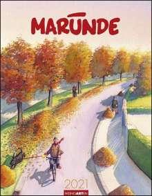 Marunde - Kalender 2021, Diverse