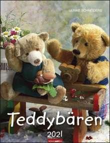 Gisela Hofmann: Teddybären - Kalender 2021, Kalender