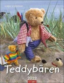 Gisela Hofmann: Teddybären - Kalender 2022, Kalender
