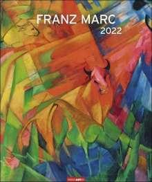 Franz Marc  - Kalender 2022, Kalender