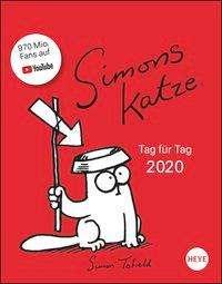 Simon Tofield: Simons Katze Tagesabreißkalender - Kalender 2020, Diverse